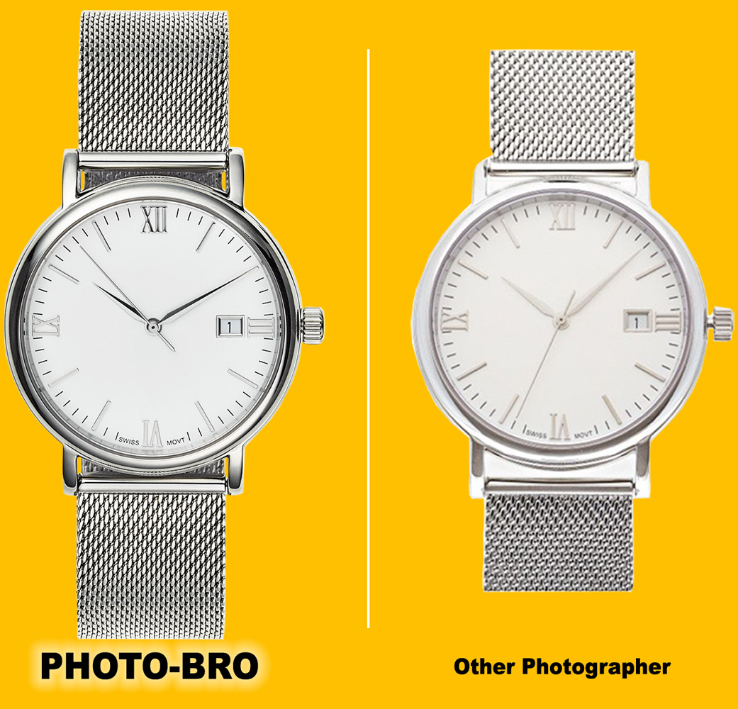 Watch Product Photography by Photo Bro